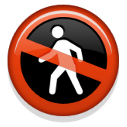 no-pedestrians
